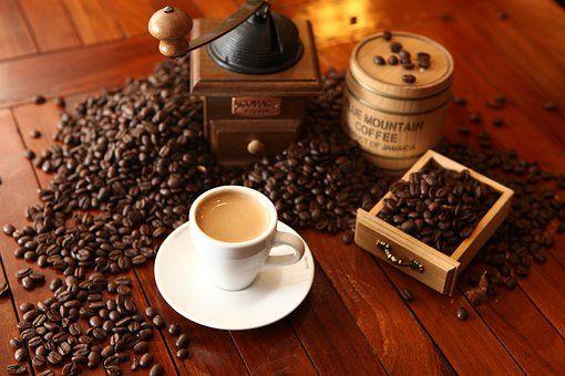 Cafe, Kawa, Aromat, Napój, Puchar
