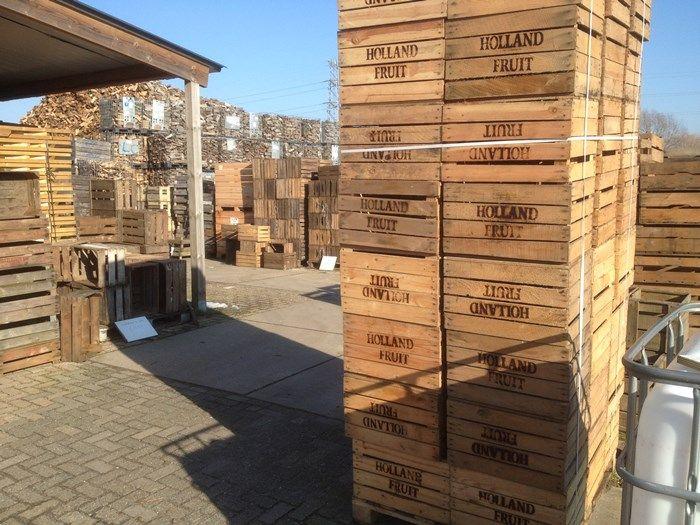 Handelsonderneming Bullinga > Fruitkisten