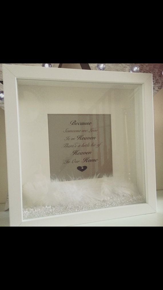 Personalised frame quotes by ThoughtfulFramesmk on Etsy