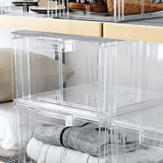 Clear Store Large Sweater Drawer
