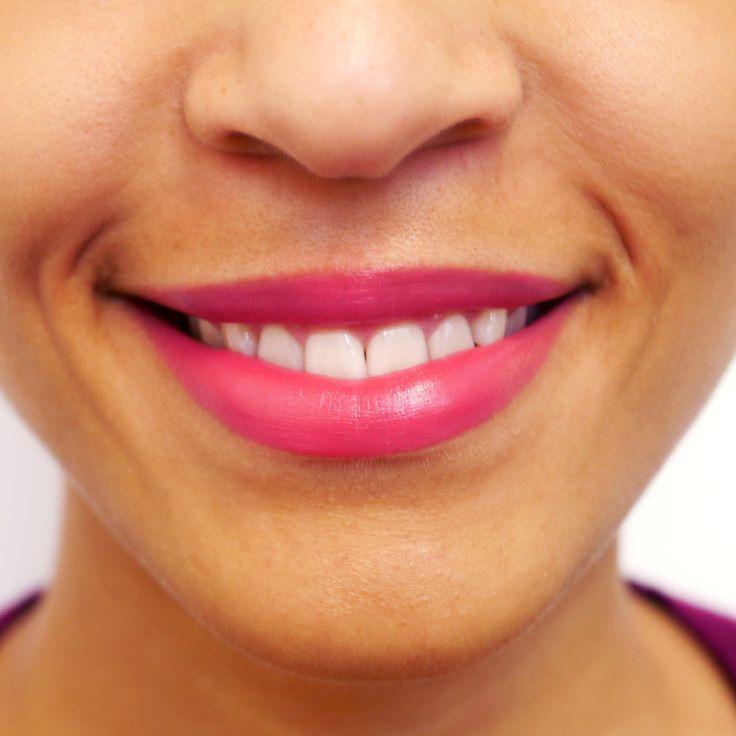 ...the Best Pink Lipstick >>> fresh salmon: MAC Mineralize Rich Lipstick, Elegant Accent