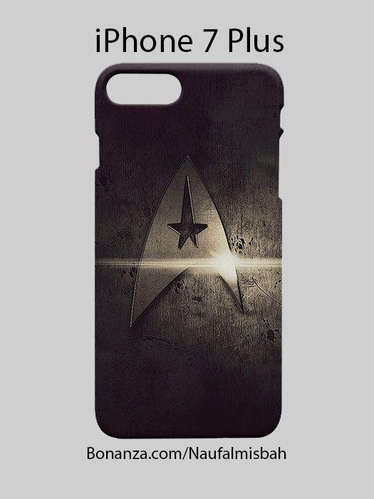 Star Trek Logo iPhone 7 PLUS Case Cover Wrap Around