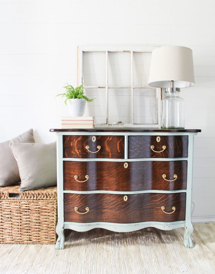 444 best painted stained furniture images on pinterest. Black Bedroom Furniture Sets. Home Design Ideas