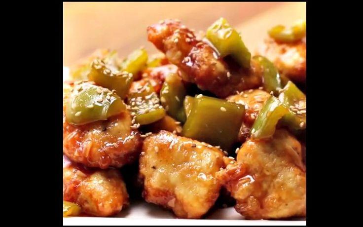SIMPLE ET SAVOUREUX ! Si vous aimez le poulet aigre-doux, vous raffolerez alors de cette recette rapide et très facile et à préparer. Frits dans l'huile, ces blancs de poulet s'avèrent encore plus savoureux que ceux cuisinés de façon traditionnelle. Faites-en l'essai. Instructions: Dans un bol, combinez 454g de morceaux de blancs de poulet assaisonnés …