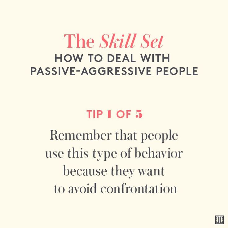 How To Be Less Passive Aggressive