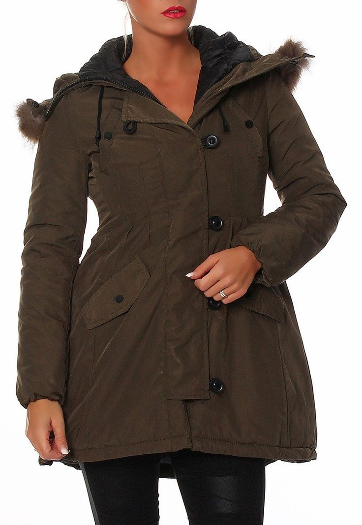 Winterjacken damen 2015 amazon