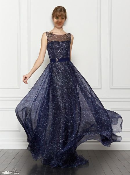 Sparkling Evening Gown