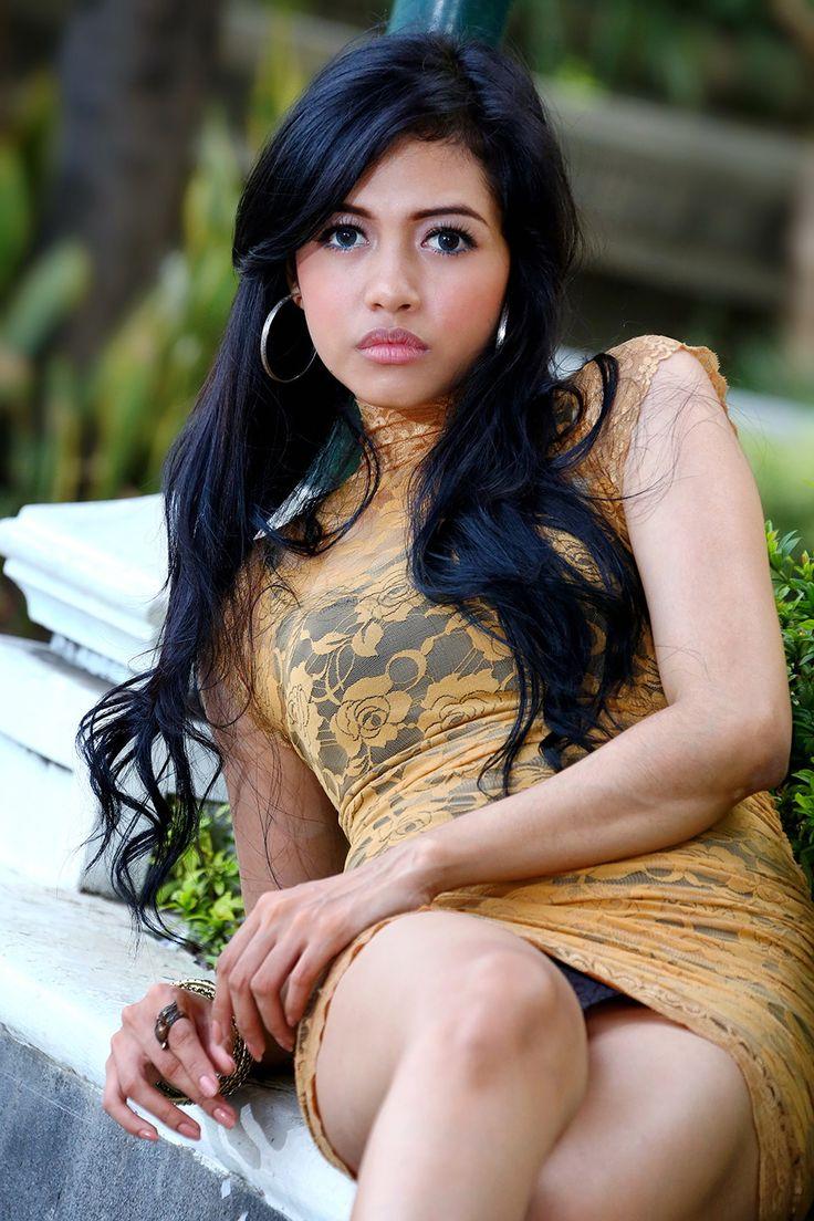 Pin by Indonesia Top Model on Mirfat Amelia | Amelia ...