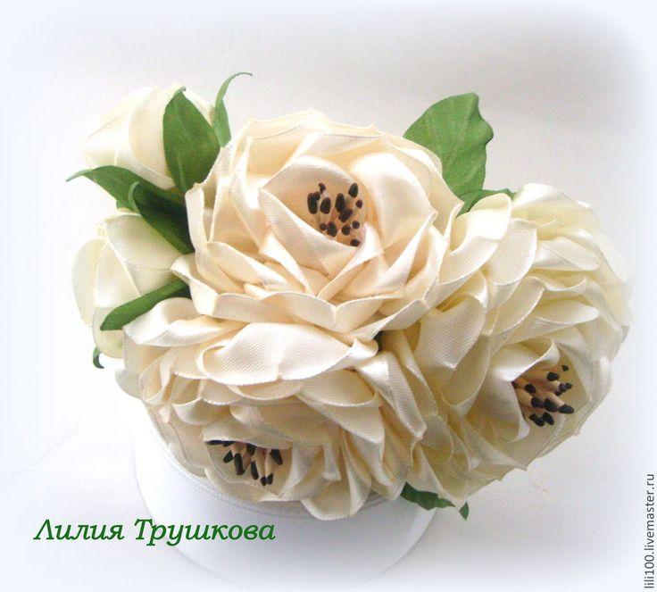 Цветы из ткани купить харьков доставка комнатных цветов по россии