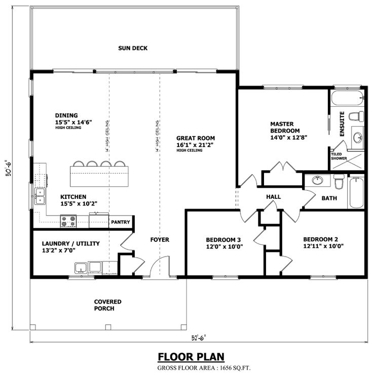 Best Cottage  Floor Plans Images On   Small House