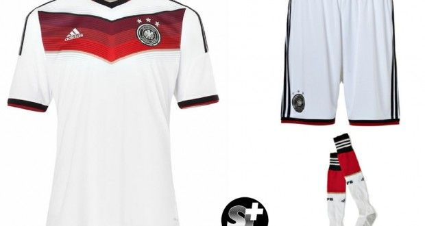 New Kit of German Football team for world cup 2014