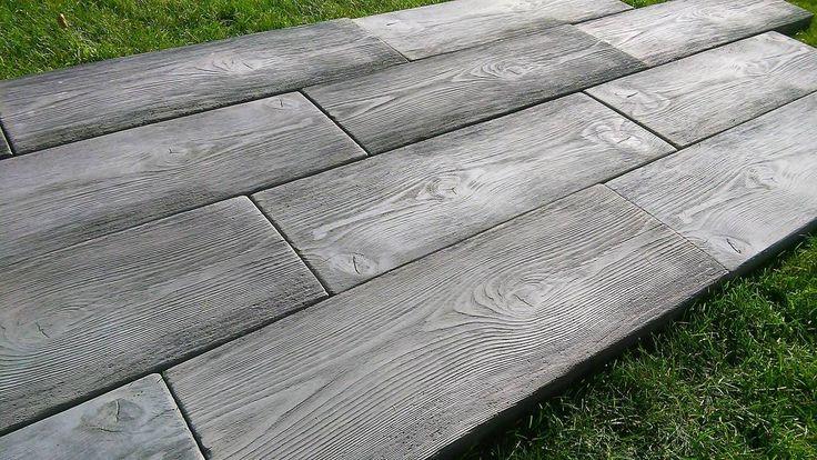 Suora betonilankku, harmaa - Kivitori verkkokaupasta