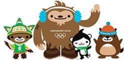 Mascote dos Jogos Olímpicos de Inverno - Sumi, Quatchi e Miga - Vancouver, Canadá 2010