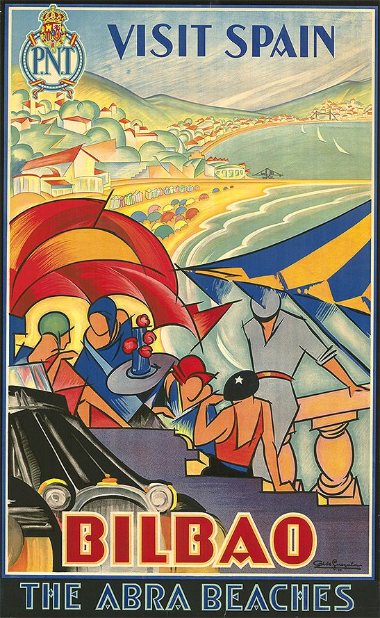Antonio de Guezala - Bilbao (c. 1930's?)