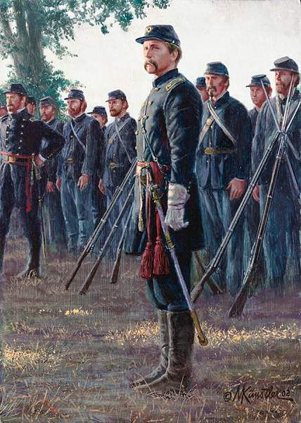 Today is July 2nd. On this date in 1863, during the height of the Battle of Gettysburg, Union colonel Joshua Lawrence Chamberlain (a professor from Bowdoin College, Maine), saved the far left of the Union line by ordering his men to do a bayonet charge that finally broke the Confederate assault. Let it never be said that teachers don't make history.