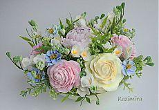 """Молды (шаблоны) для декоративных цветов.Множество  молдов(выкроек цветов) для изготовления цветочков из  """"Фоамирана"""":"""