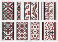 Gratis Gemakkelijk Kruis, Patroonmaker, PCStitch Grafieken + gratis historische oude Patroon Boeken: Oekraïens borduurwerk 1930 - украинские вышивки 1930