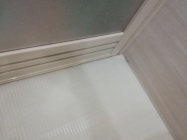 浴室が気持ちいい ユニットバスのパッキンに根付いた黒カビを確実にとる方法 黒カビ ユニットバス お掃除の裏技