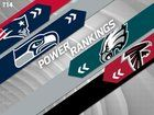 awesome NFL Power Rankings, Week 14: New England Patriots take No. 1. Eagles drop to No. 2.