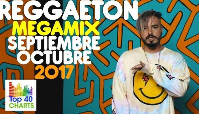REGGAETON MIX 👊 SEPTIEMBRE OCTUBRE 2017 🔝 LO MAS NUEVO 💥 J Balvin, Willy William, Maluma, Ozuna   Divertido Viral