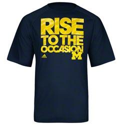 Michigan Wolverines adidas Impact Basketball On-Court Camo Climalite Shooting T-Shirt -Navy $29.99 http://www.fansedge.com/Michigan-Wolverines-adidas-Impact-Basketball-On-Court-Camo-Climalite-Shooting-T-Shirt--Navy-_-637001651_PD.html?social=pinterest_pfid59-00152