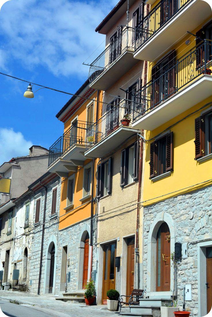 Agnone, S. Antonio, Italy