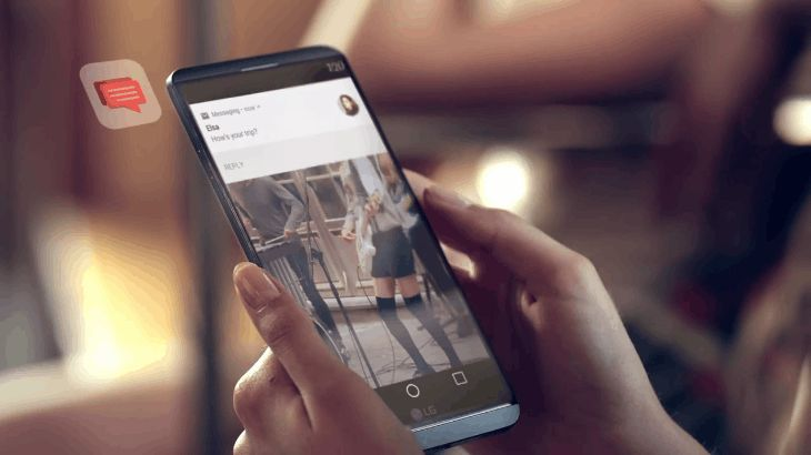 #Móviles #lanzamiento #LG_V20 El nuevo LG V20: Doble pantalla, Android 7.0 Nougat con búsqueda In-Apps, Audio Hi-Fi,…
