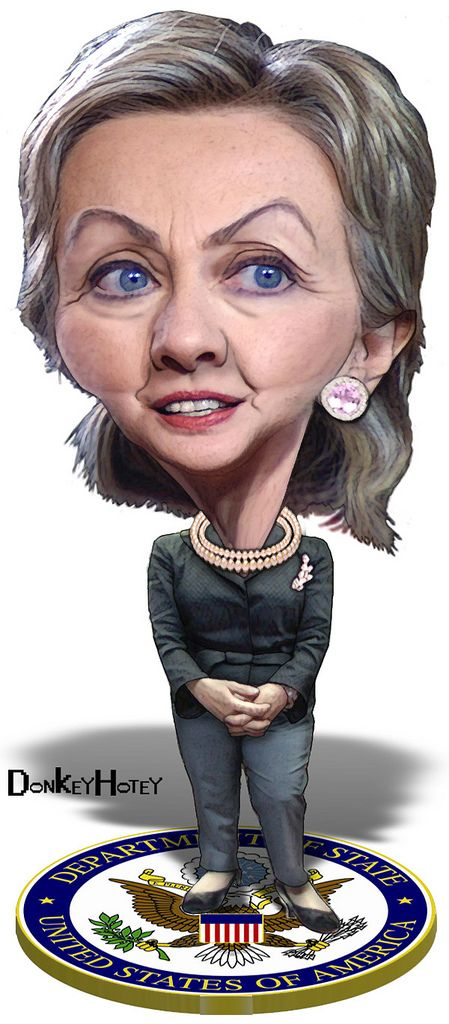Hillary Clinton, President ? You Never Know