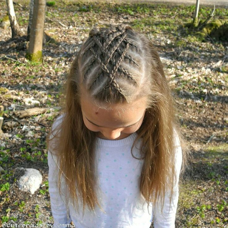 428 отметок «Нравится», 20 комментариев — @cutebraids_by_emma в Instagram: «Criss cross cornrows💗 - Ristikkäiset pikkuletit💗 - #cutebraids_by_emma #cghphotofeature…»
