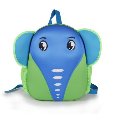 China 2015 Newest Designer Smile Elephant Children Backpack for Toddler - China Children Backpacks, Cartoon Backpacks