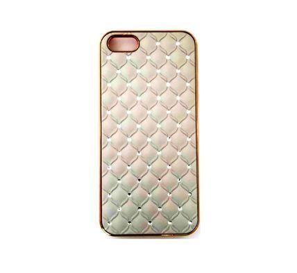 skinnydip 海外 最新 ゴールド  Quilt  ストーン  ♪ iphone5/5sケース