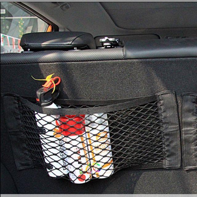 Car Organizer Trunk Net For Kia Rio K3 K4 K5 Kx3 Kx5 Hb20 For