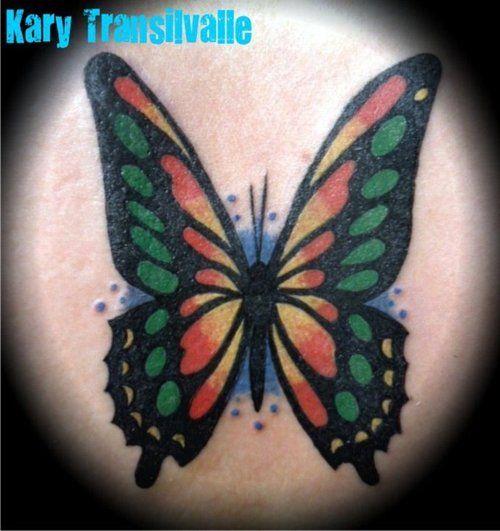 Tattoo Ideas Elegant: 24 Best Elegant Butterfly Tattoo Designs Images On