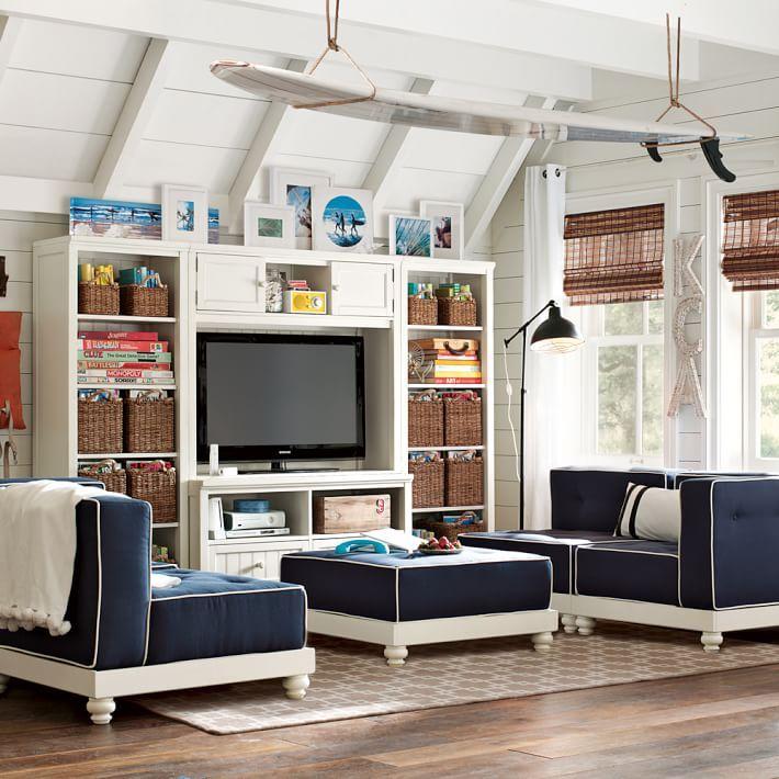 Teen Lounge Area. Pb TeenPlayroom IdeasKid ... Part 57