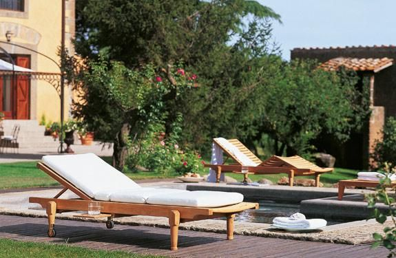 #Sunloungers #Charles by #Unopiù #Outdoor