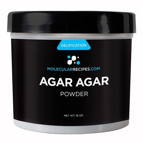 MolecularRecipes.com Store - Agar Agar, $44.95 (http://store.molecularrecipes.com/agar-agar/)