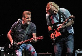 Summerfest 2013 Review - Eagles take it easy at Marcus Amphitheater