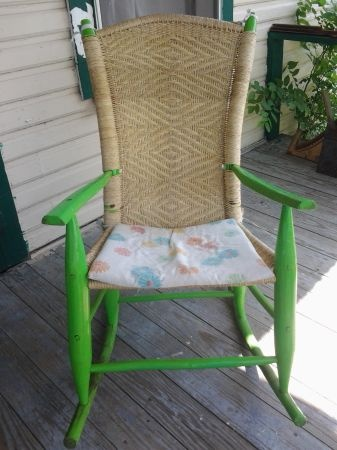 Mexican Rocking Chairs