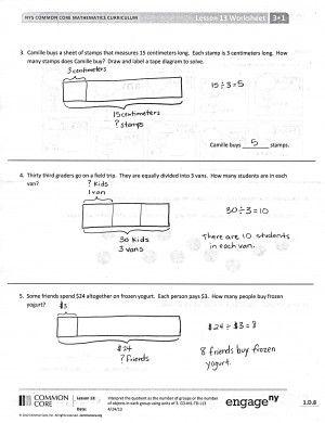 28 Tape Diagram Common Core Tape Diagram Grade 4