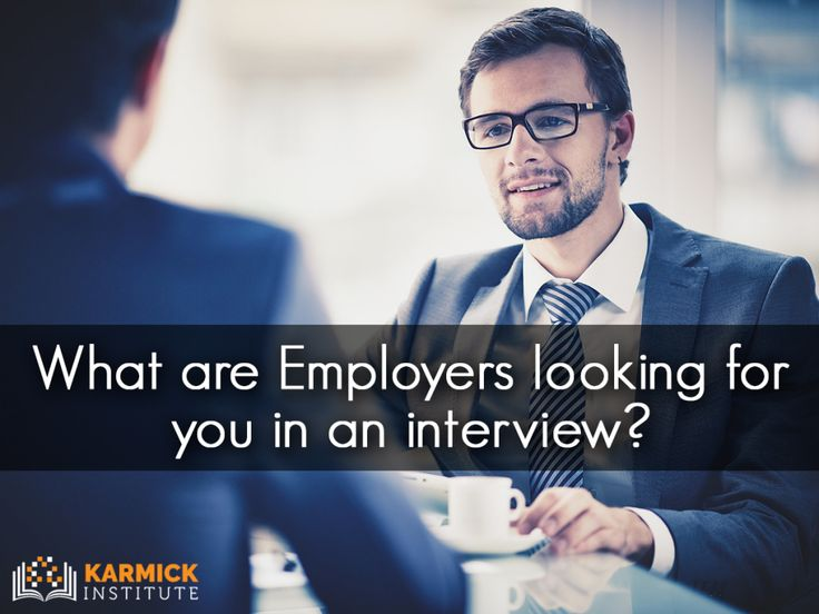 What are employers looking for you in an #interview? 7 awesome #tips- http://ht.ly/fiCD30bRm58