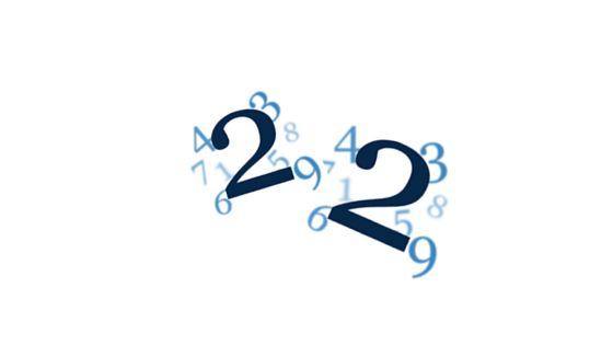 Wibracja numerologiczna liczby 22. Wibracja Mistrzowska.
