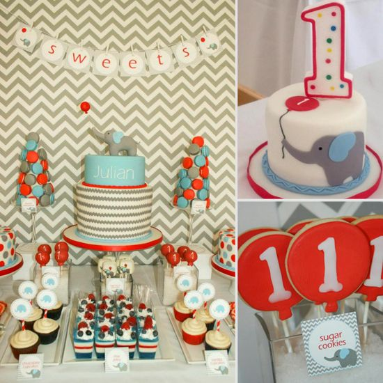 880 Best 1st Birthday Themes Boy Images On Pinterest