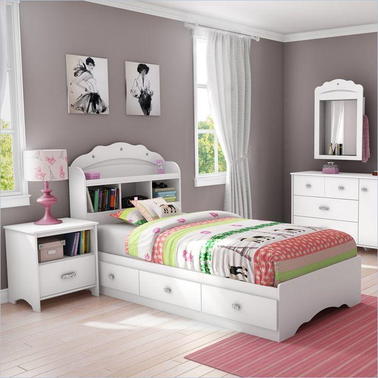 South Shore Logik 4 Piece Pure White Twin Kids Bedroom Set: 26 Best Handy Manny Toys Images On Pinterest
