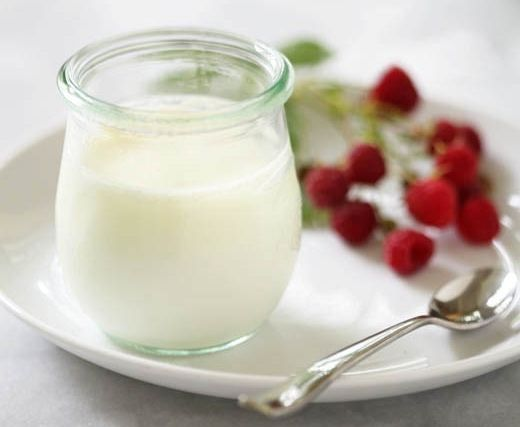 Йогурт для похудения рук