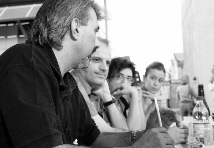 Osteria 2.0 - Prima Edizione, 2010. Al tavolo di Nettamente si parla di #MotoridiRicerca, #Webmarketing e #SEO.