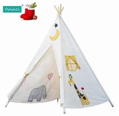 Tenda degli indiani in cotone