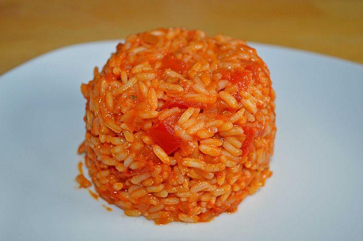 Chefkoch.de Rezept: Griechischer Tomatenreis