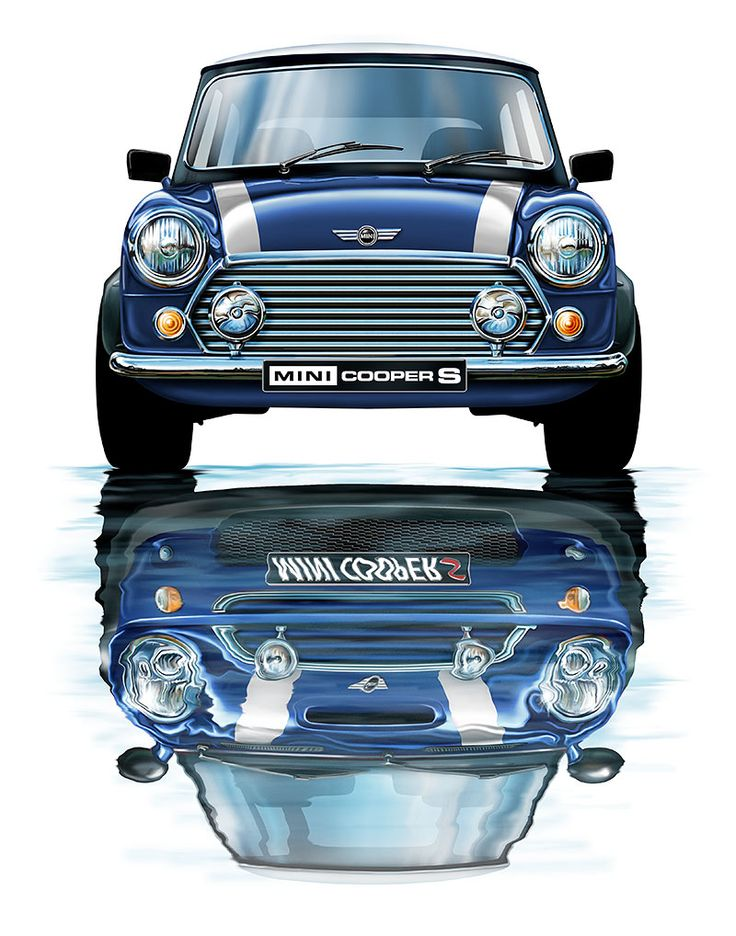 Mini Cooper. I love it. Miss my Mini