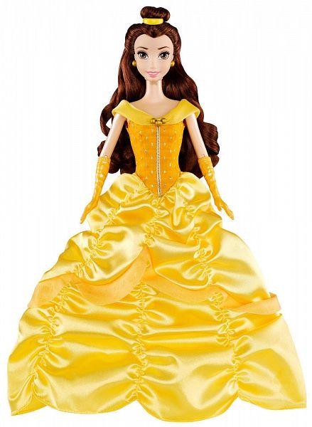 Принцесса Белль Disney Princess Mattel (Маттел)