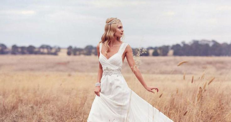Anna Campbell diseñadora internacional amada por las novias Chilenas | All You Need Is Love